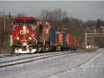 CP 8651 west at Guelph Jct.